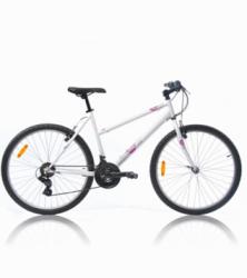 山地自行车女